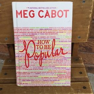 4/$20 - How to Be Popular by Meg Cabot